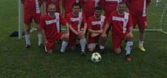Луцькі ветерани перемогли на міжнародному турнірі з футболу в Польщі