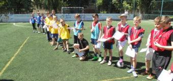 У Луцьку відбулися змагання «Шкіряний м'яч». ФОТО