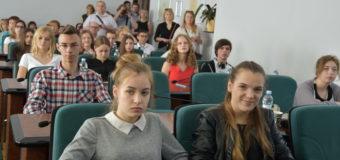 Луцькі школярі взяли участь в Євроолімпіаді. ФОТО