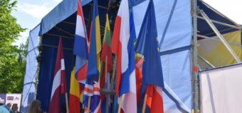 Як у Луцьку відзначали День Європи. ФОТО