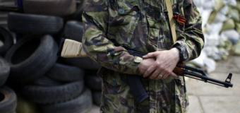 Колишній  бойовик закликав терористів скласти зброю