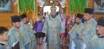 В урочище Вовчак запрошують на храмове свято