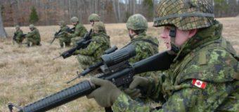 Канада планує наростити свою військову присутність у Східній Європі