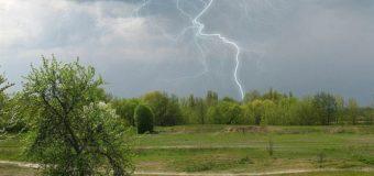 Увага! Попередження про грози, шквали та сильні дощі в Західній Україні