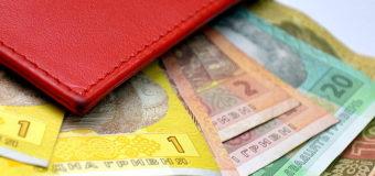 Яку заробітну плату отримали волиняни в квітні