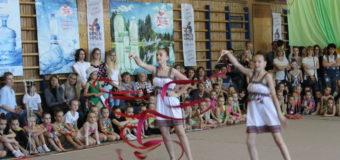 """У Луцьку відбулися змагання з художньої гімнастики """"Чарівний світ дитинства"""". ФОТО"""