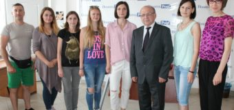 Голова Волинської облдержадміністрації вручив нагороди журналістам