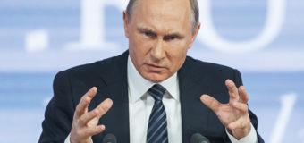 У США покажуть документалку про російського президента