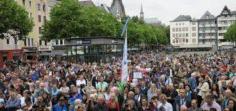 У Німеччині мусульмани вийшли на антитерористичну демонстрацію