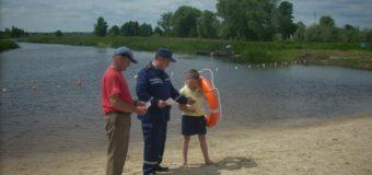 На Волині рятувальники провели профілактичні заходи для запобігання трагедіям на воді. ФОТО