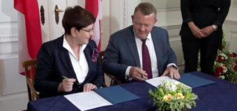 Польща і Данія будуватимуть газопровід Baltic Pipe