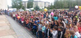 У Маневичах відбувся фестиваль «Сонячні долоньки». ФОТО