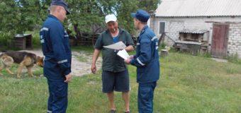 Волинські рятувальники провели профілактичні відпрацювання у житловому секторі