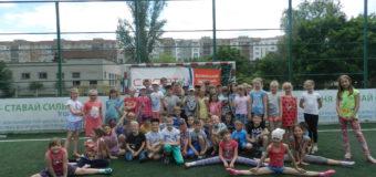 Луцькі школярі взяли участь у спортивних змаганнях та конкурсах. ФОТО