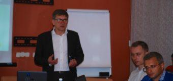 У Луцьку обговорили енергоефективність та децентралізації. ФОТО