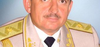 Начальник УДСНС області привітав колег з Днем Конституції