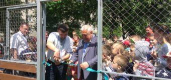 У Володимирі-Волинському відкрили спортивний майданчик