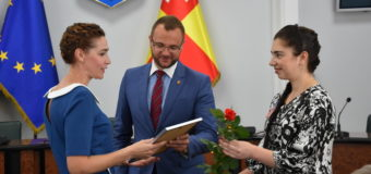 У Луцьку відбулися урочистості з нагоди Дня медичного працівника. ФОТО
