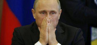 Путін втрачає популярність серед населення