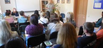 У Луцьку провели семінар про запобігання нелегальній трудовій міграції. ФОТО