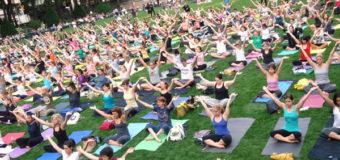 """""""Спорт для всіх"""" відзначає Міжнародний день йоги"""