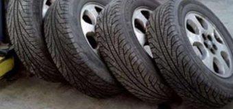 Ковельські поліцейські викрили викрадачів автомобільних колес