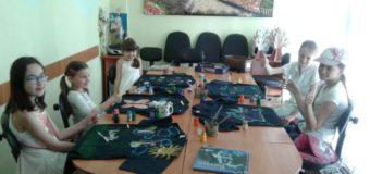 У Луцьку відбувся майстер-клас для дітей з сімей внутрішньо переміщених осіб. ФОТО