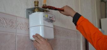 Постачальники послуг за власні кошти встановлять будинкові лічильники тепла і води