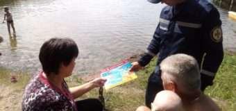 Волинянам нагадали про важливість дотримання правил безпеки на воді. ФОТО