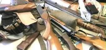 Волинянин намагався незаконно перемістити через кордон зброю