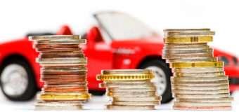 Розкішні авто лучан збагатили місцеві бюджети більш як на 449 тисяч гривень