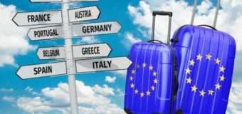 Нові правила в'їзду в ЄС