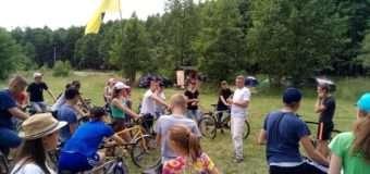 Волиняни проїхали велосипедами 200 кілометрів. ФОТО