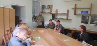 У Луцькому МЦЗ провели семінар з орієнтації на службу у Збройних силах України