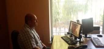 У Луцькому центрі зайнятості проводять скайп-співбесіди