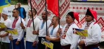 Волиняни зайняли призове місце у фіналі фестивалю «Козацькі розваги – 2017». ФОТО