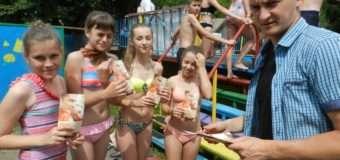 У Волинському для дітей провели інформаційно-профілактичні акції. ФОТО