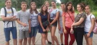 У Луцьку відбувся благодійний захід «Еколого-туристична стежина здоров'я». ФОТО