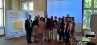Волинський лікар побувала на медичній конференції у польському місті Лодзь