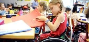 В Україні понад 3 тисячі шкіл мають інклюзивні класи