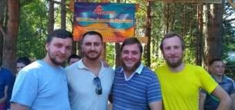 Лідер гурту «СКАЙ» завітав на Волинь до учасників православного фестивалю. ФОТО