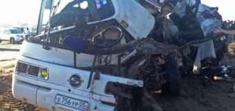У Татарстані автобус зіткнувся з вантажівкою: 14 загиблих