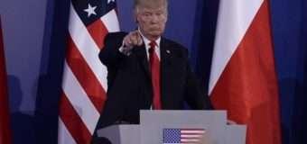 """G20: Трамп прийшов на """"жіночу дискусію"""""""