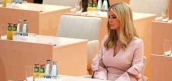 Іванку Трамп розкритикували: зайняла місце батька на засіданні G20