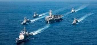 США, Японія та Індія почали найбільші спільні військові навчання