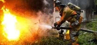 На Волині за минулий тиждень вогнеборці загасили 17 пожеж