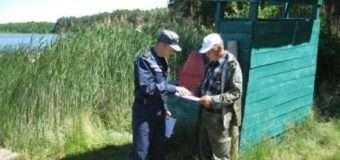 Волинські рятувальники опікуються безпекою громадян на водоймах. ФОТО