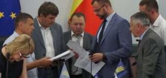 В Луцькраді ухвалили зверення до ВР про негайне призначення виборів міського голови