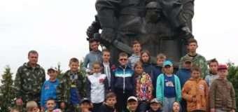 Для юних волинян організували справжній козацький табір. ФОТО. ВІДЕО