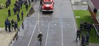 У Луцьк відбулися обласні змагання газодимозахисної служби. ФОТО